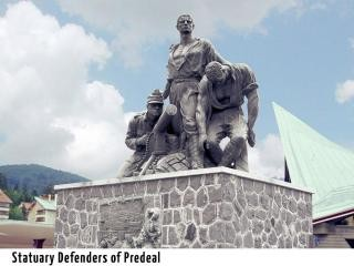 Statuary Defenders of Predeal