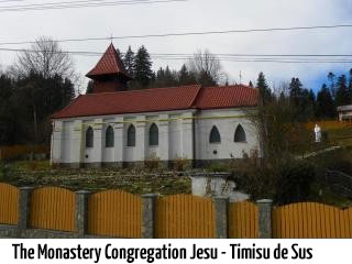 The Monkery Congregation Jesu - Timisu de Sus