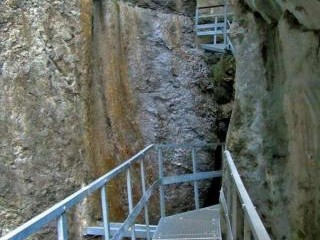 Seven Stairs Canyon